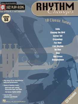 Jazz Play-Along Vol. 53 – Rhythm Changes