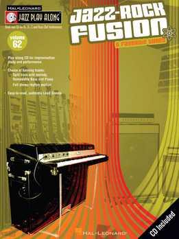 Jazz Play-Along Vol. 62 - Jazz-Rock Fusion
