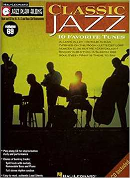 Jazz Play-Along Vol. 69 - Classic Jazz