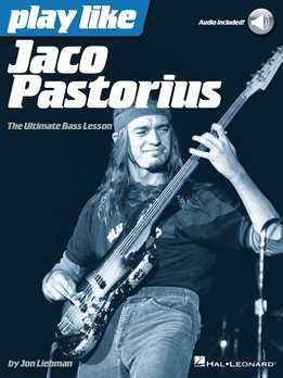 Jon Liebman - Play Like Jaco Pastorius