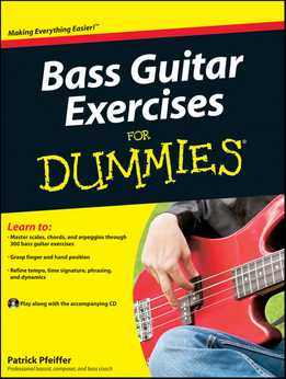 Patrick Pfeiffer - Bass Guitar Exercises For Dummies
