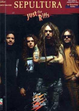 Sepultura - Just The Riffs