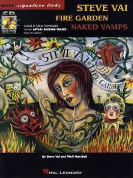 Steve Vai, Wolf Marshall - Fire Garden Naked Vamps - Guitar Signature Licks