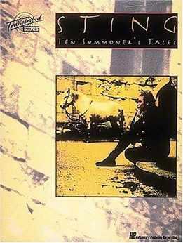 Sting - Ten Summoner's Tales (Full Band Score)