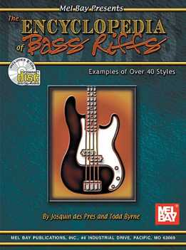 Todd Byrne - The Encyclopedia Of Bass Riffs