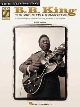 Wolf Marshall - B.B. King The Definitive Collection - Guitar Signature Licks