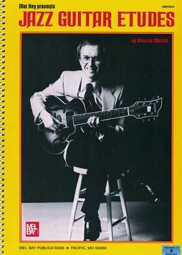 Alan De Mause - Jazz Guitar Etudes