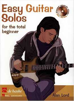 Alan Lord - Easy Guitar Solos - For The Total Beginner