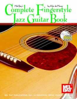 Alan de Mause - Complete Fingerstyle Jazz Guitar