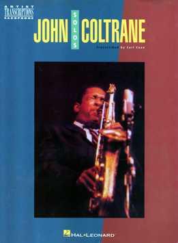 Carl Coan - John Coltrane Solos