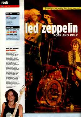 Dave Kilminster – Led Zeppelin - Rock And Roll