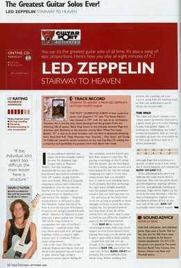 Dave Kilminster - Led Zeppelin - Stairway To Heaven