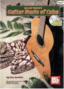 Elias Barreiro - Guitar Music Of Cuba