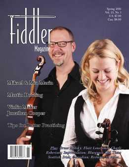 Fiddler Magazine - Spring 2016