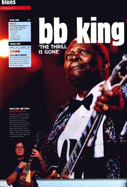Geoff Whitehorn - B.B. King - The Thrill Is Gone