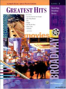 Greatest Hits, Lev. 2 - Recordings, Broadway, Movies