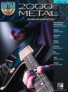 Guitar Play-Along Vol. 50 - 2000s Metal