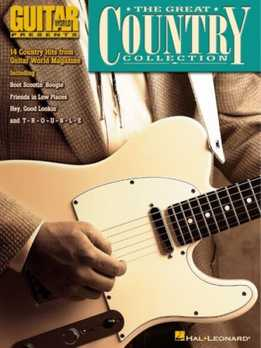 Guitar World - The Great Country Collection