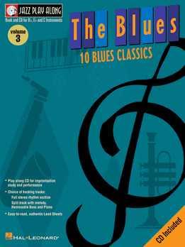 Jazz Play-Along Vol. 03 - The Blues