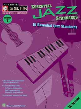 Jazz Play-Along Vol. 07 - Essential Jazz Standards