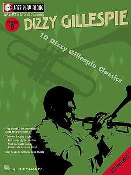Jazz Play-Along Vol. 09 - Dizzy Gillespie