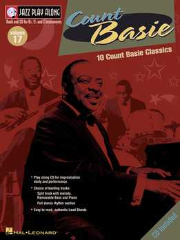 Jazz Play-Along Vol. 17 - Count Basie