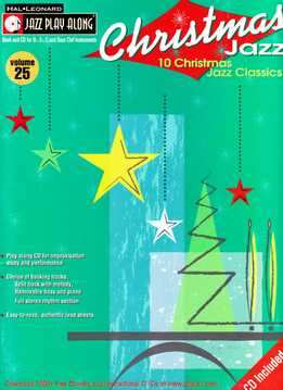 Jazz Play-Along Vol. 25 - Xmas Jazz