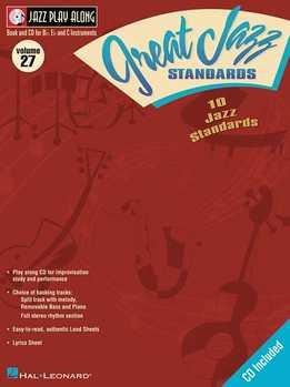 Jazz Play-Along Vol. 27 - Great Jazz Standards