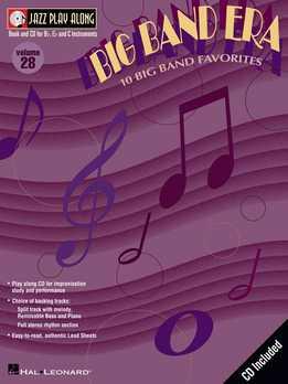 Jazz Play-Along Vol. 28 - Big Band Era