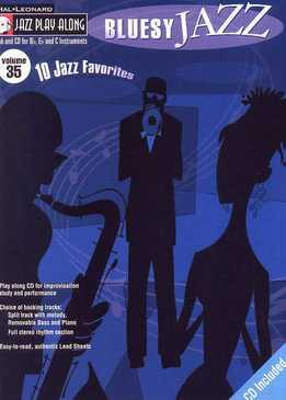 Jazz Play-Along Vol. 35 - Bluesy Jazz
