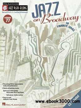 Jazz Play-Along Vol. 77 - Jazz On Broadway