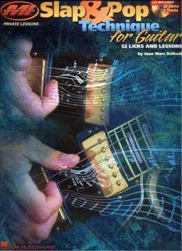Jean Marc Belkadi - Slap & Pop Techniques For Guitar