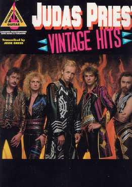 Jesse Gress - Judas Priest - Vintage Hits