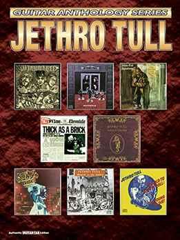 Kenn Chipkin, Danny Begelman - Jethro Tull - Guitar Anthology