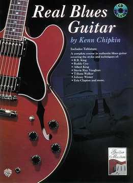 Kenn Chipkin - Real Blues Guitar