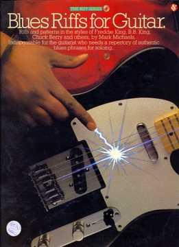 Mark Michaels - Blues Riffs For Guitar