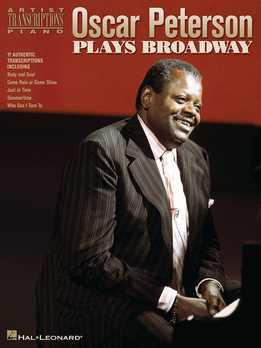 Oscar Peterson - Oscar Peterson Plays Broadway