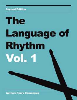 Perry Domangue - The Language Of Rhythm Vol. 1