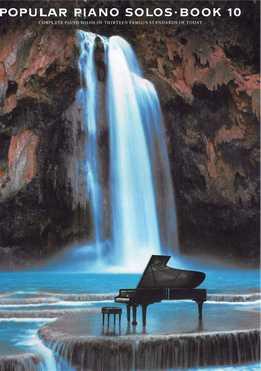 Popular Piano Solos. Book 10