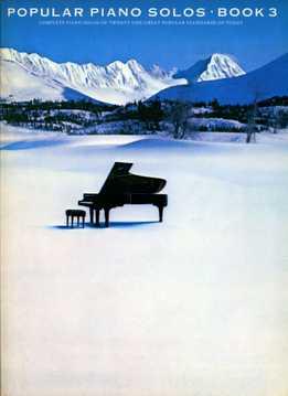 Popular Piano Solos. Book 3