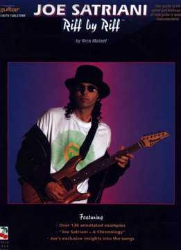 Rich Maloof - Joe Satriani - Riff By Riff