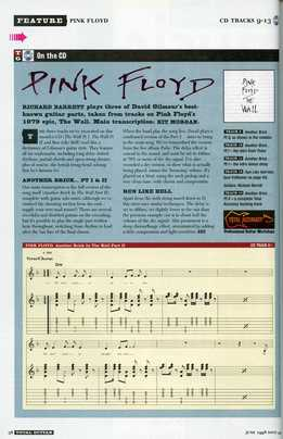 Richard Barrett - Pink Floyd - Another Brick In The Wall. Part 2
