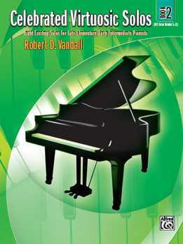 Robert Vandall - Celebrated Virtuosic Solos, Book 2