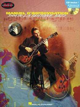 Sid Jacobs - Manuel D'improvisation Pour La Guitare Jazz