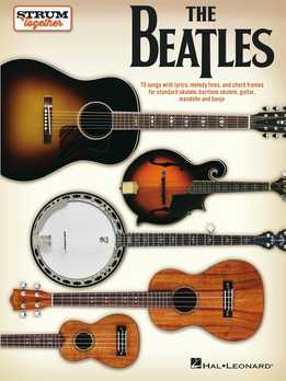 The Beatles - Strum Together Songbook