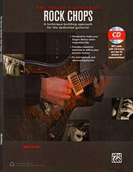 Tobias Hurwitz - The Serious Guitarist - Rock Chops