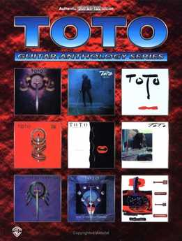 Toto - Guitar Anthology