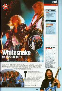 Phil Hilborne - A-Z Of Great Riffs- White Snake