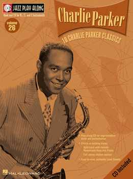 Jazz Play-Along Vol. 26 - Charlie Parker