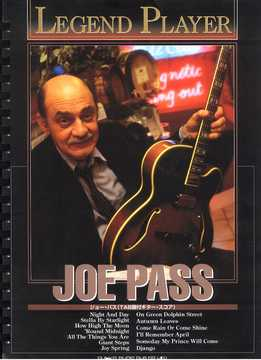 Joe Pass - Legend Player